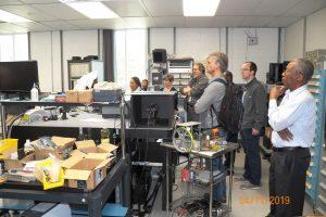 JCET Faculty Visit HU Beltsville Campus (HUBC)